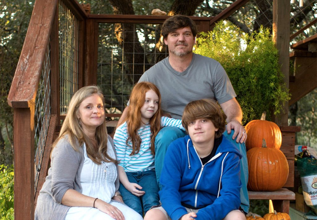 Pickard Family Photo