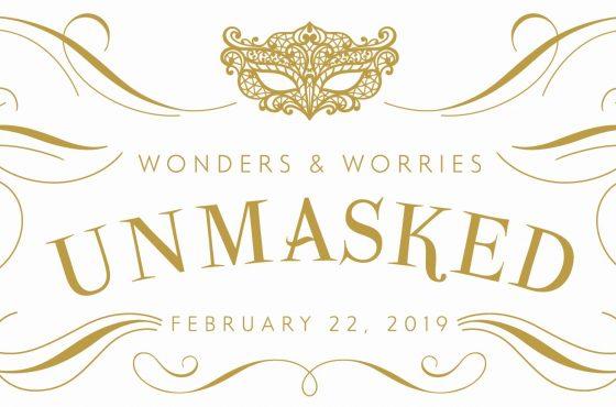 Wonders & Worries Unmasked Gala