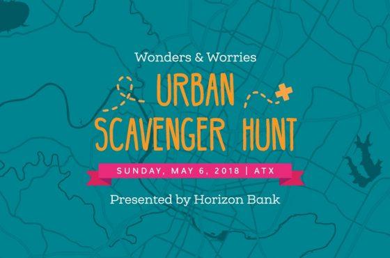 Urban Family Scavenger Hunt