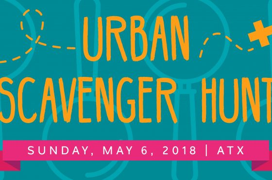Urban Family Scavenger Hunt
