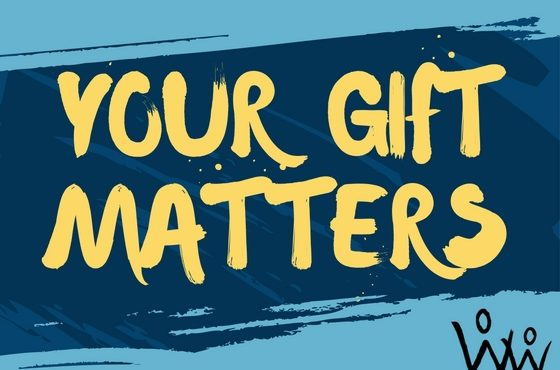 Your Gift Matters