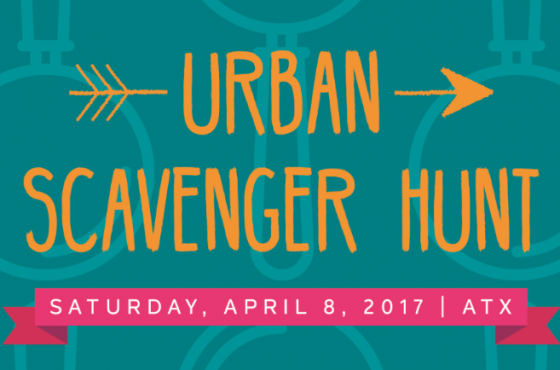 urban scavenger hunt