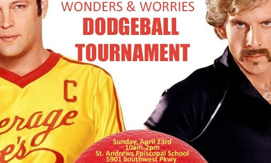 Teen Council Dodgeball Tournament