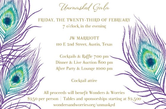 You're Invited! February 23, 2018