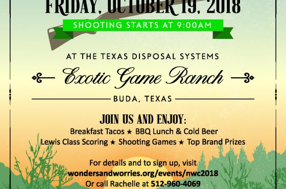 Registration Open for No Worries Classic Sporting Clay Shoot