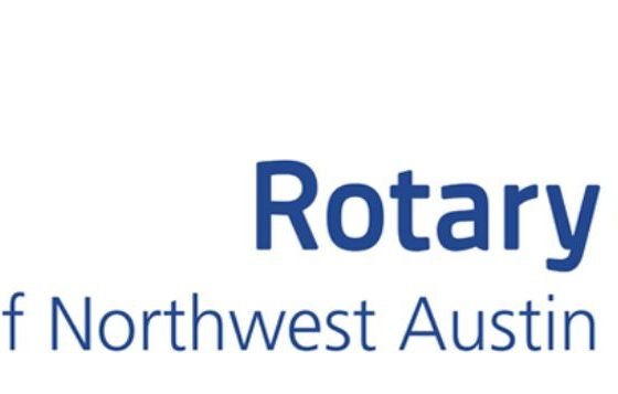 Thank you Rotary Club of Northwest Austin