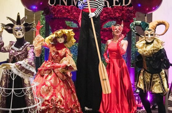 Unmasked Gala 2019 a Huge Success!