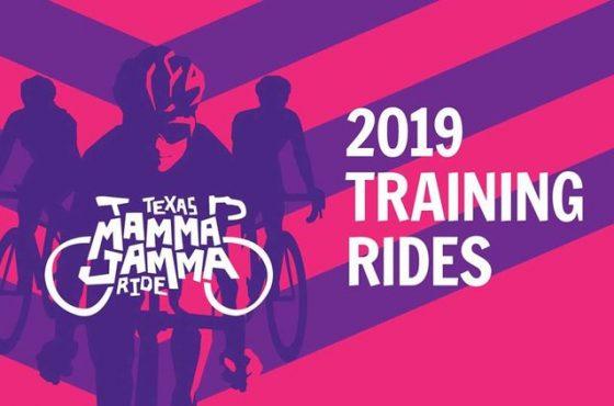 Mamma Jamma Training Ride